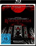 The Last Will and Testament of Rosalind Leigh [Blu-ray]