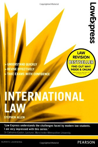 Law Express: International Law (Revision Guide)