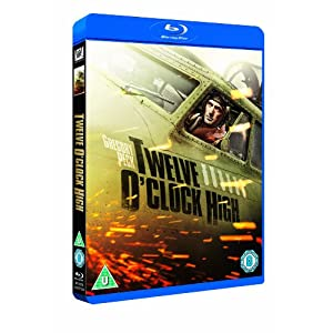 Twelve O'clock High [Blu-ray] [Import anglais]