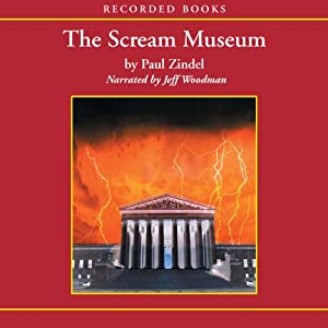 The Scream Museum Audiobook