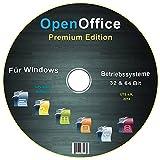 Software - Open Office Premium Edition f�r Windows 8-7-Vista-XP (32 & 64 Bit)