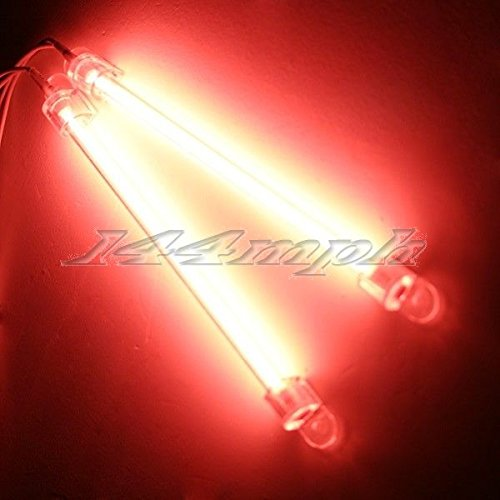 shina-2-x-15cm-car-exterior-interior-neon-light-lamp-red
