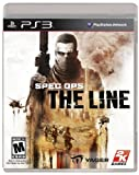 Spec Ops: The Line PS3 US