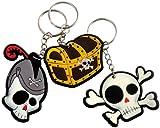 Porte clés pirate