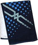 (ミズノ)MIZUNO トレーニングウエア スポーツタオル [ユニセックス] 32JY6101 14 ネイビー×ディーバブルー F