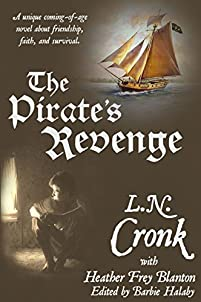 (FREE on 8/1) The Pirate's Revenge by L.N. Cronk - http://eBooksHabit.com