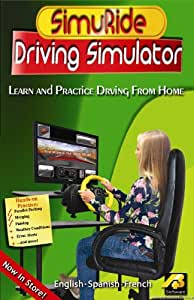 Driving Simulator & Road Rules - 2012 SimuRide Home Edition - Driver Education Suite