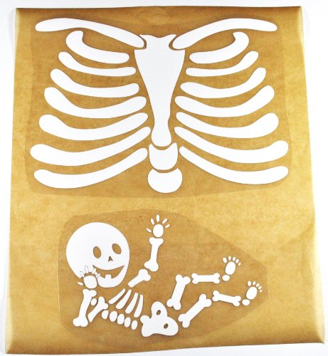 maternity halloween t-shirt decal