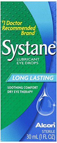 Systane Lubricant Eye Drops 1 Ounce