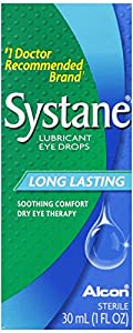 Systane Lubricant Eye Drops, 1 Ounce