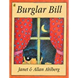 Burglar Bill (Picture Puffin)by Allan Ahlberg