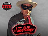 The Lone Ranger 8 Seasons 1956
