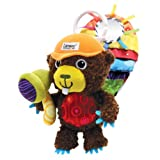 Lamaze Early Development Toy, Bill D. Beaver (Discontinued by Manufacturer)