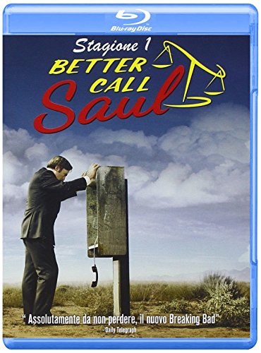 Better Call Saul: Stagione 1 (3 Blu-Ray)