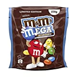 M&M´s MEGA Chocolate - Limited Edition, 5 Beutel (5 x 270 g)