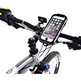 Merkury Innovations Water Resistant Weatherproof Case & Bike Mount for iPhone 6 - MI-BMP60-101
