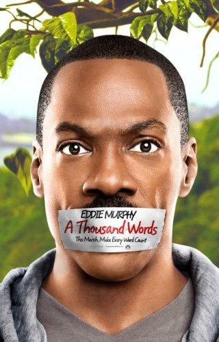 A Thousand Words - D/S 27X40 Original Movie Poster One Sheet Mint Eddie Murphy