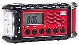 Midland ER300 Handkurbel Surival Outdoor-Radio , UKW , inkl....