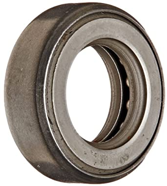 "Nice Thrust Bearing 6023/4V Full Complement Of Balls, Case Hardened Carbon Steel, 0.4530"" Bore x 0.8594"" OD x 0.2810"" Width"