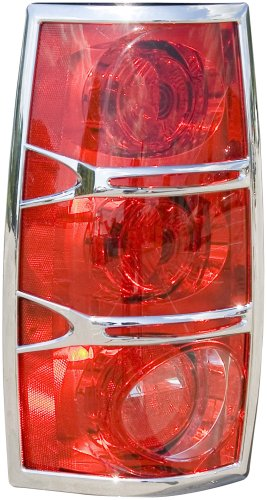 Putco 400866 Chrome Trim Tail Light Cover