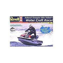 5030 Revell National Champion Mike Follmers Water Craft Racer 1/25 Scale Plastic Model Kit
