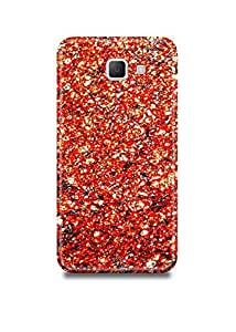 Red Marble Samsung A5(2016) Case