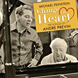 Change Of Heart: The Songs Of André Previn [+digital booklet]