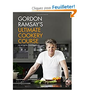 gordon ramsay 39 s ultimate cookery course gordon ramsay livres. Black Bedroom Furniture Sets. Home Design Ideas