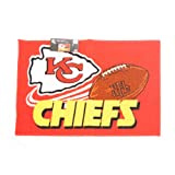 Kansas City Chiefs NFL Door Mat / Rug (Measures 20
