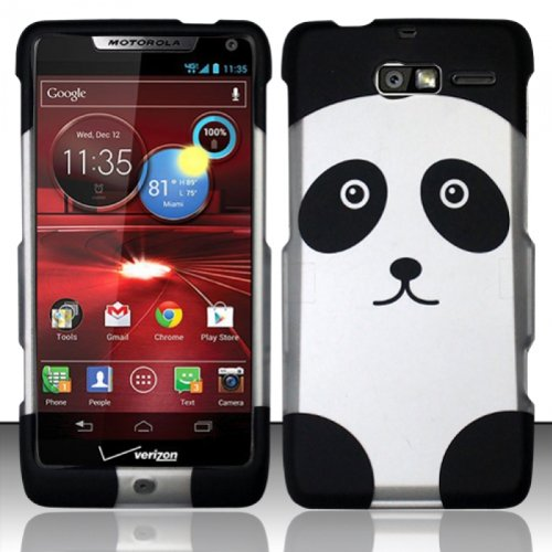 Generic Rubberized Design Cover for Droid Razr M