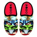 Marvel Avengers Eyes Mule Slippers UK Sizes 10-2