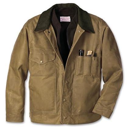 ca47c253b Filson 10007 Tin Cloth Jacket - Tan - AnAnParOmMeli