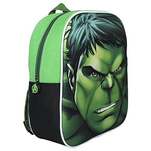 Avengers - Zainetto Hulk 3D