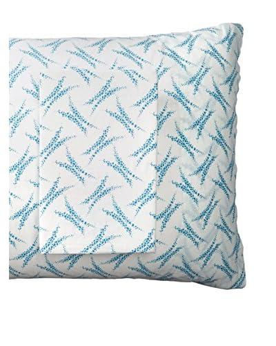 lazybones Standard Pillowcase Sets, Heather Blue