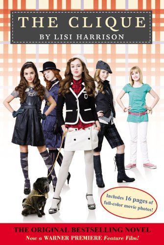 Cover of The Clique (The Clique, No. 1)