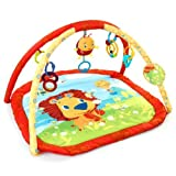 Bright Starts Lion In The Park Activity Gym Baby, NewBorn, Children, Kid, Infant