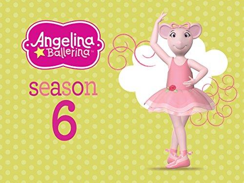 Angelina Ballerina, Season 1