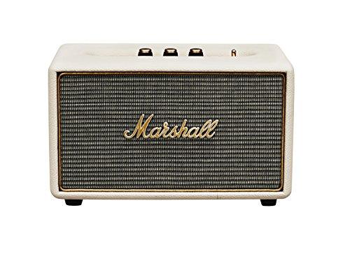 Marshall Acton - speaker/diffusore acustico attivo per Mp3/Smartphone, Crema