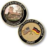 United States Army - Grafenwoehr, Germany Challenge Coin