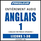 ESL French Phase 1, Units 1-30: Learn to Speak and Understand English as a Second Language with Pimsleur Language Programs  by Pimsleur