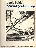 img - for Edward Gordon Craig book / textbook / text book