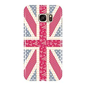 a AND b Designer Printed Mobile Back Cover / Back Case For Samsung Galaxy S7 (SG_S7_3D_2964)