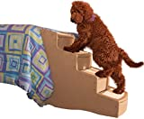 Pet Gear Easy Step IV Pet Stairs, 4-Step for cats and dogs up to 150-pounds