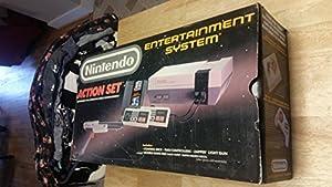 Nintendo Action Set Bundle (Includes 2 Controllers / Zapper / Super Mario Bros. / Duck Hunt)
