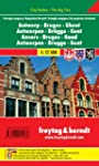 Antwerp-Bruges-Ghent Magic Triangle