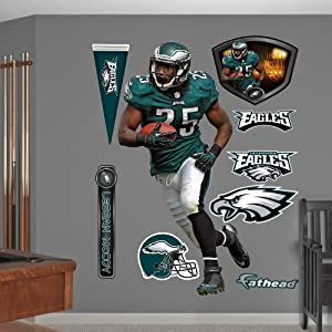 NFL Philadelphia Eagles LeSean McCoy Home Wall Graphics by Fathead