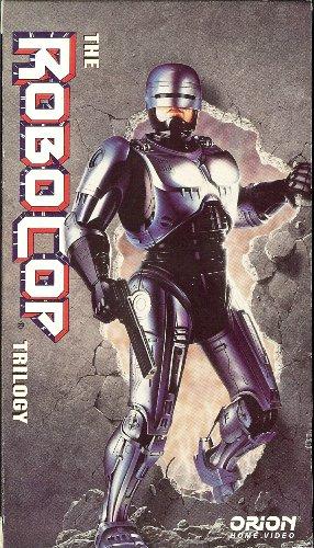 Robocop Trilogy [VHS]