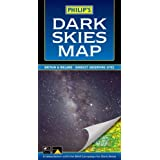 Philip's Dark Skies Map Britain and Ireland: Darkest Observing Sites in the British Isles (Philip's Astronomy)