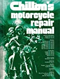 img - for Chilton's Motorcycle Repair Manual book / textbook / text book