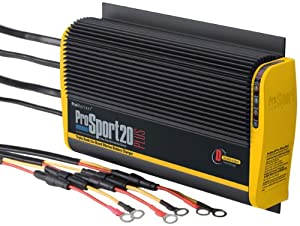ProMariner 20 amp ProSport Gen 2 Battery Charger (3 - bank; 12 24 36V) by ProMariner